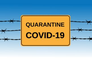 Quarantine Covid19 Postcards